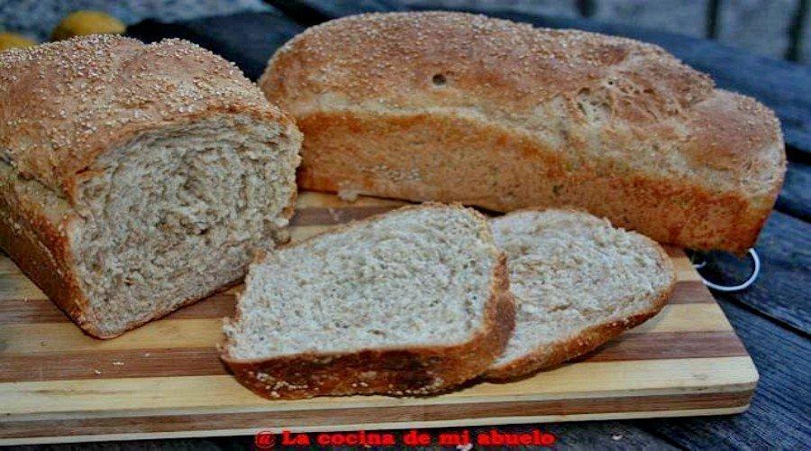 pan de avena y amaranto