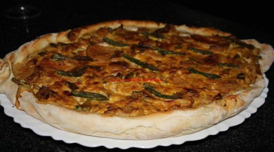 pizza turca boletus