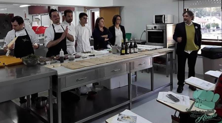 Taller de cocina en directo con A Xanela Gastronómica