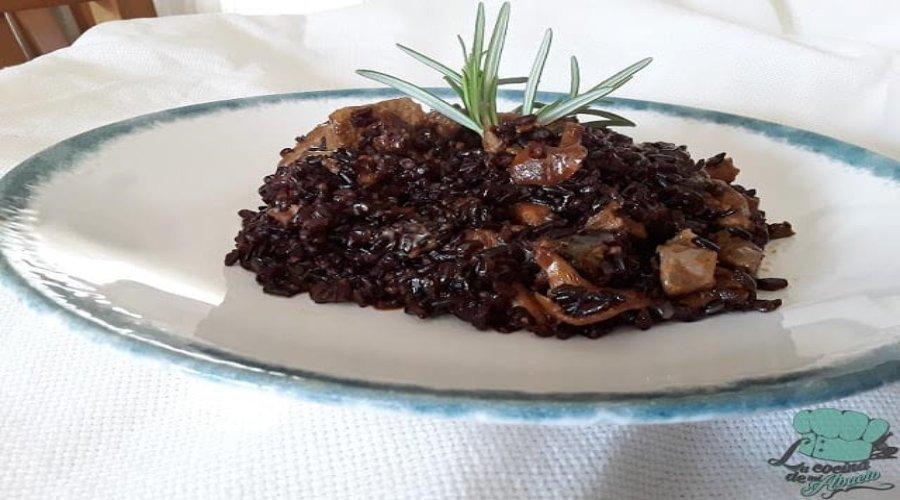 arroz venere
