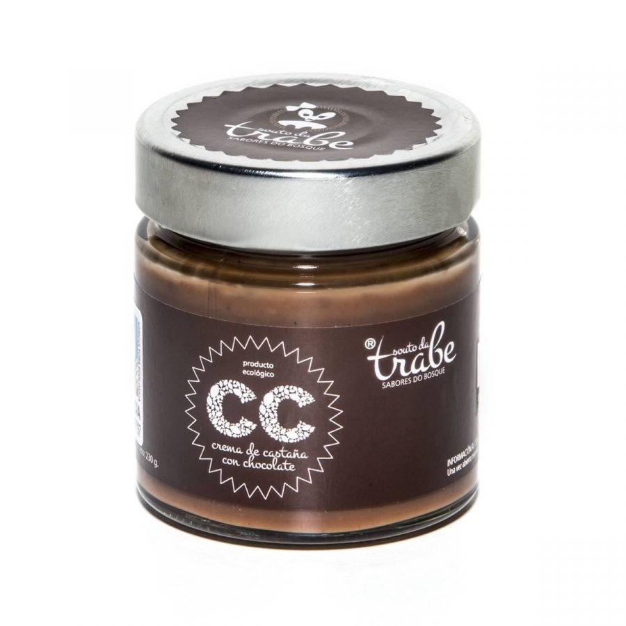 Crema de Castaña y Chocolate
