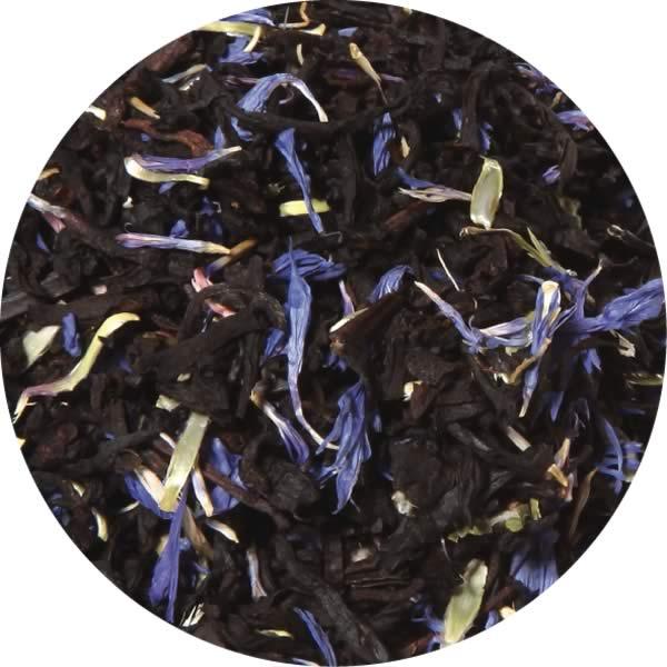 Té negro ecológico Blue Earl Grey