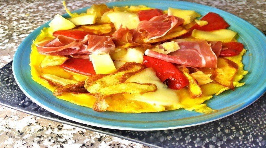 tortilla vaga