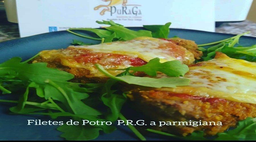 filetes poldro parmigiana
