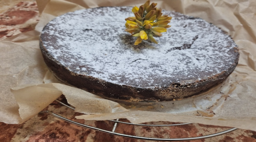 tarta tenerina italiana