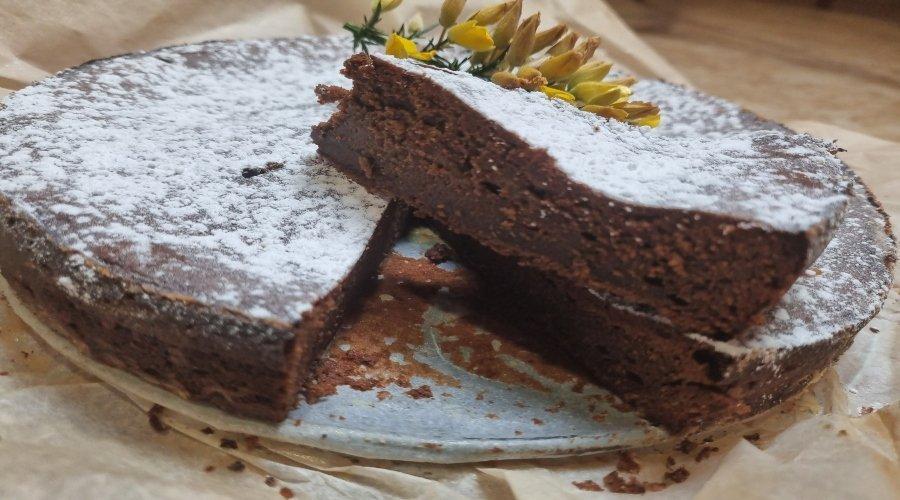 tarta tenerina